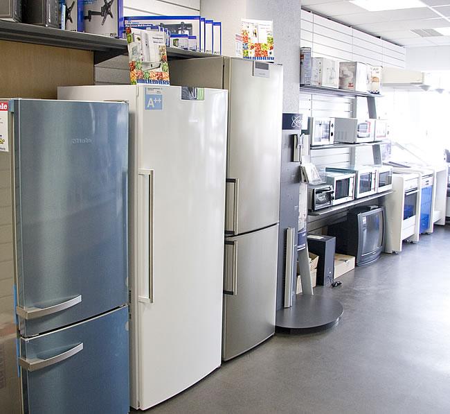 Kühlschränke bei Elektro Hentz in Kleve