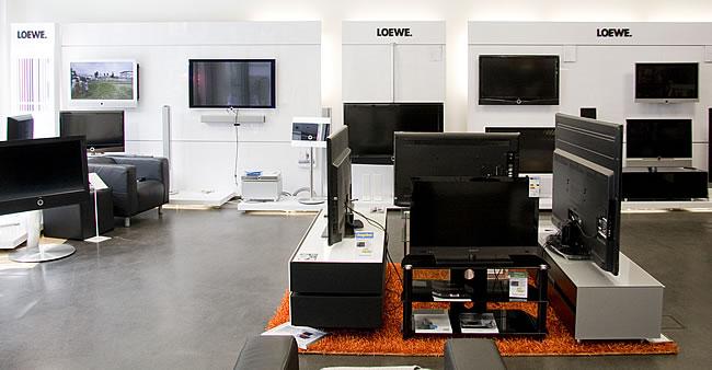 Fernseher von Loewe