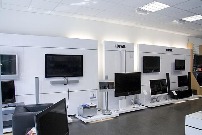 Loewe Fernseher bei Elektro Hentz in Kleve